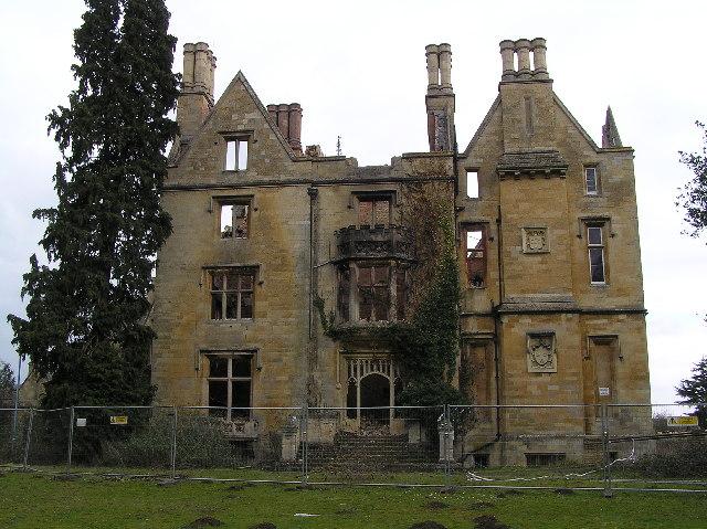 Nocton Hall, Lincolnshire