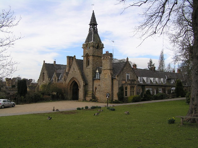 Stables [of 1862] at Newstead Abbey