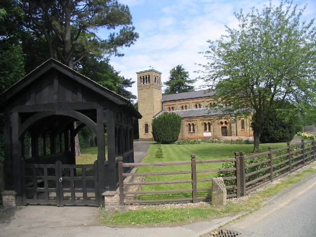 The Essex Regiment Chapel, Warley, Essex