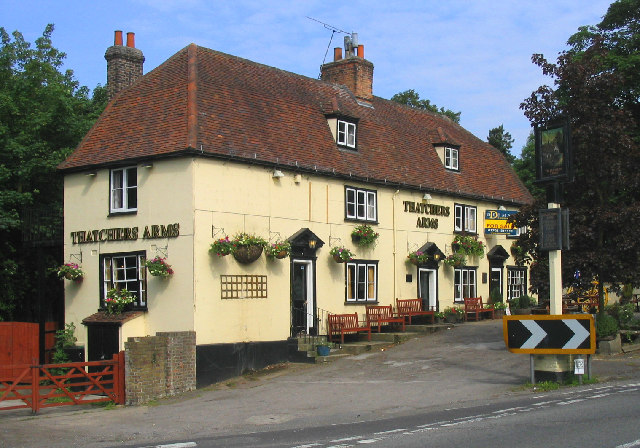 Thatchers Arms PH, Great Warley, Essex