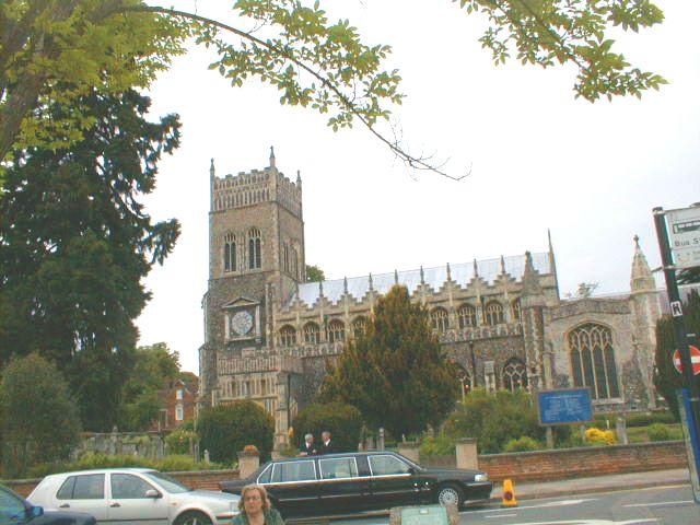 St. Margaret's Church, Ipswich town centre