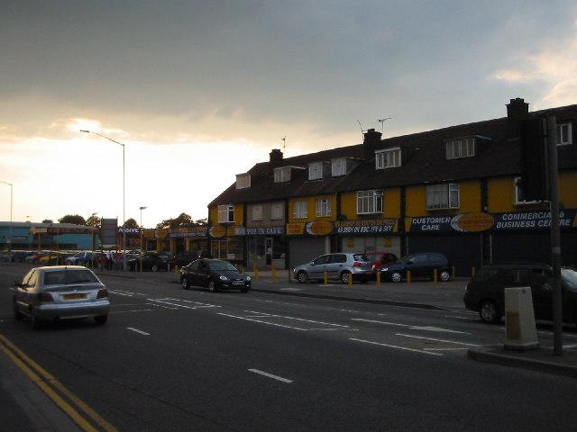 Bath Road, West Slough