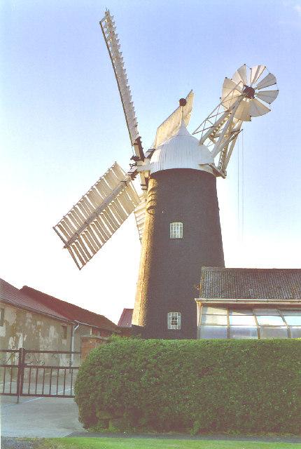 Hewitt's Windmill, Heapham, Gainsborough