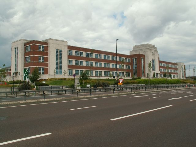 Wills Building, Wallsend