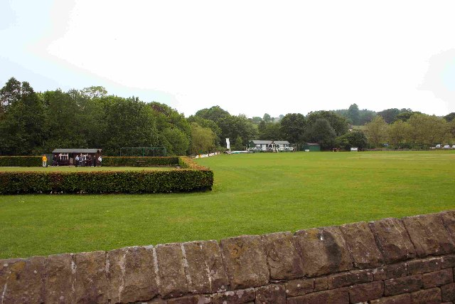 Low Bradfield Bowling Green and Cricket Ground