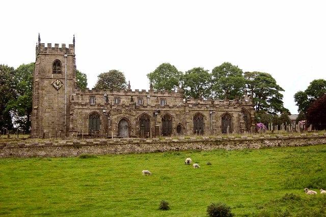 High Bradfield Church
