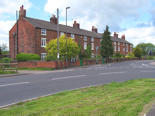 Twelve Houses, New Stanton