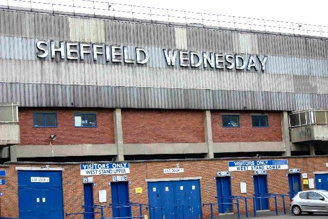 SWFC Stadium at Owlerton Sheffield