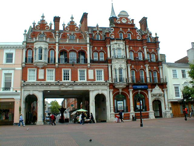 Cornhill, Ipswich