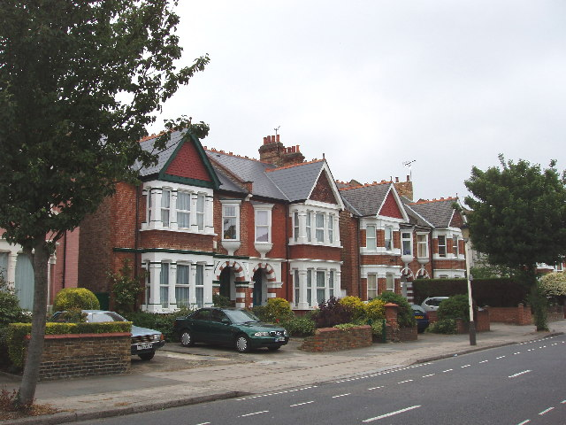 Houses in Acton
