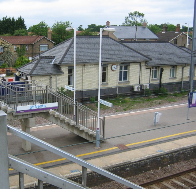 St. Neots railway station