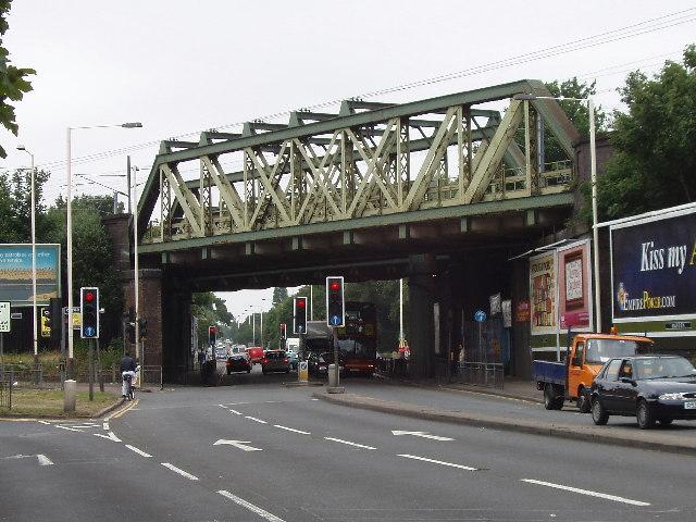 Iron Bridge, Hanwell