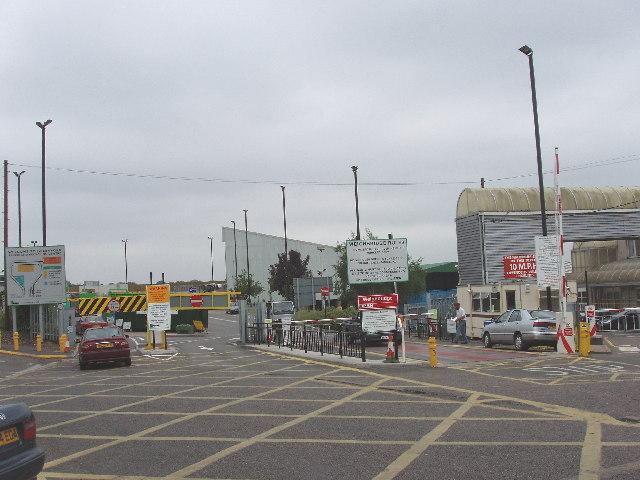 Greenford Waste Transfer Station