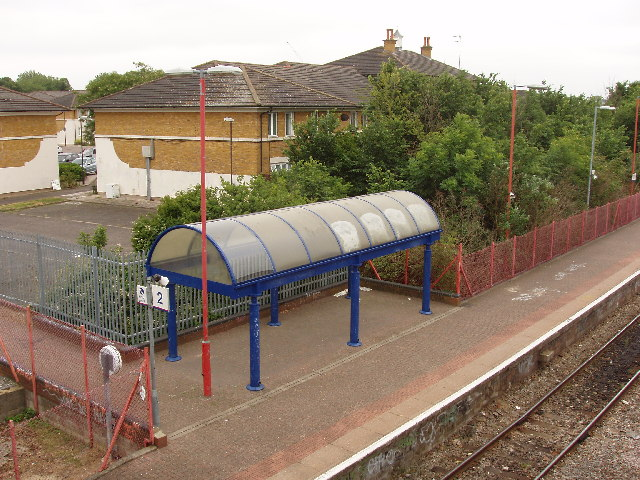 Drayton Green Station