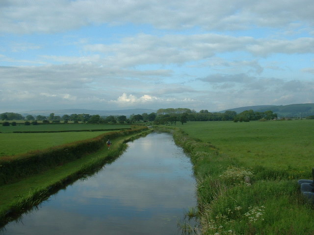 Lancaster Canal, near Cabus