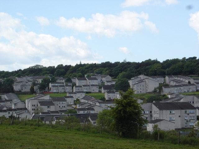 Hallglen near Falkirk