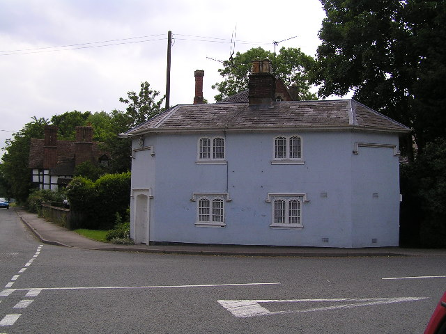 Old Toll House at Arrow