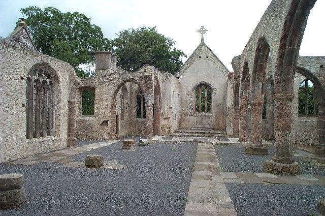 Buckfastleigh Church