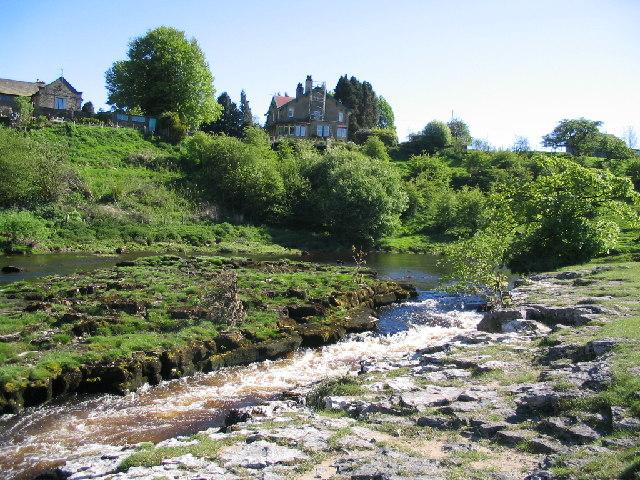 Ghaistrill's Strid Grassington