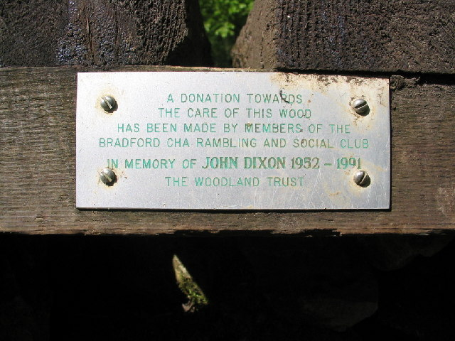The John Dixon Plaque