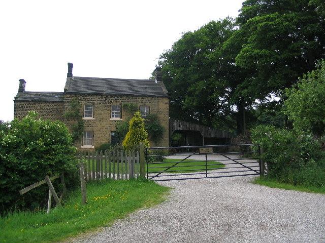 Holdgate farm, Emmerdale Village