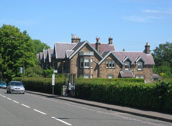 The first A1, Haddington