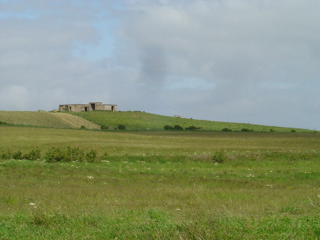 Ex military installation at Bempton