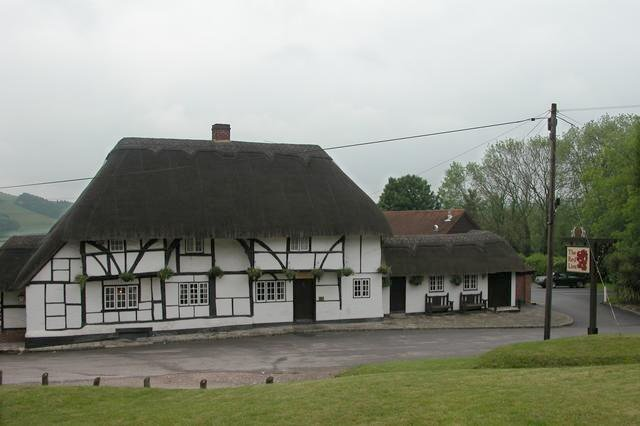 The Red Lion, Chalton.