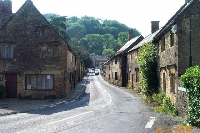 Montacute street