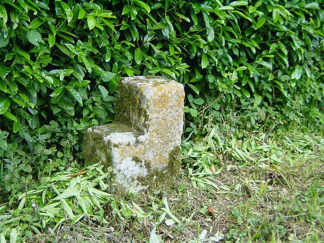 Stone Mounting Block
