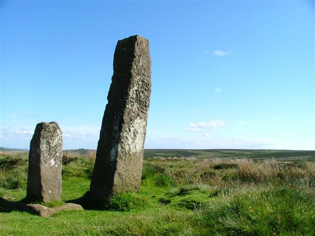 Remains of Cross, Baysdale Moor