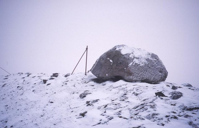 Carn Gorm, East top.