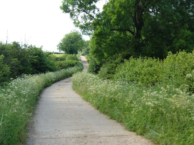 Hall Lane, Welford