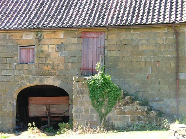 Barn, Old Battersby