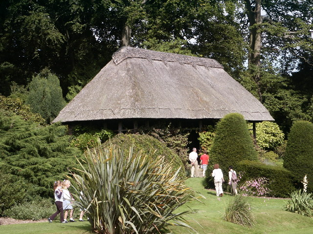 Hawk House, Chirk Castle
