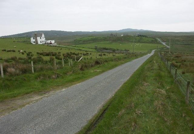 Near Risabus, Oa, Islay
