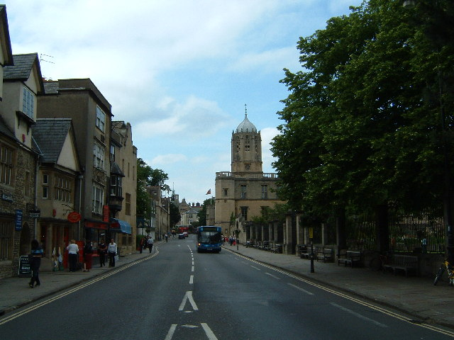 St Aldates, Oxford