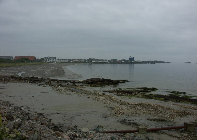 Port Ellen from near Port Ellen Distillery