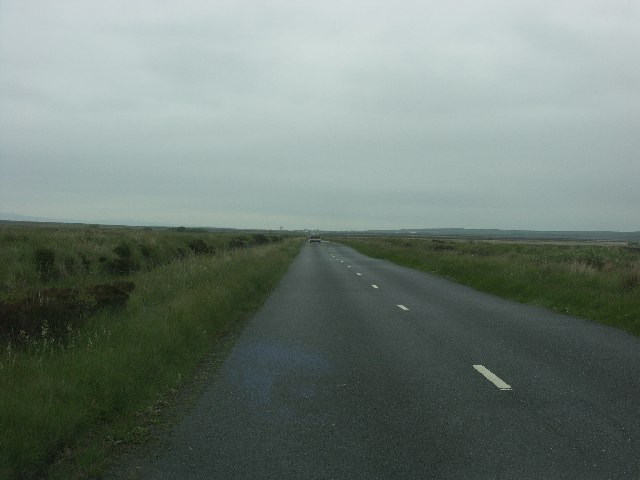 A846 Port Ellen to Bowmore road