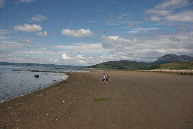 Machrie Bay