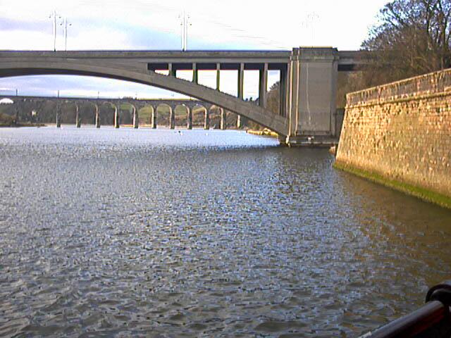 Bridges, Berwick Upon Tweed