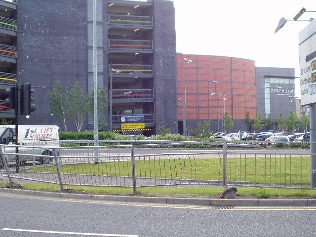 East Kilbride Town Centre