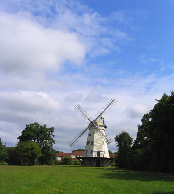 Upminster Windmill, Upminster, Essex