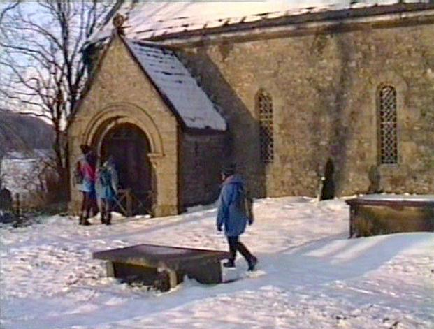 St. Mary's Church, Conistone