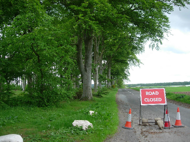 Road Closed!