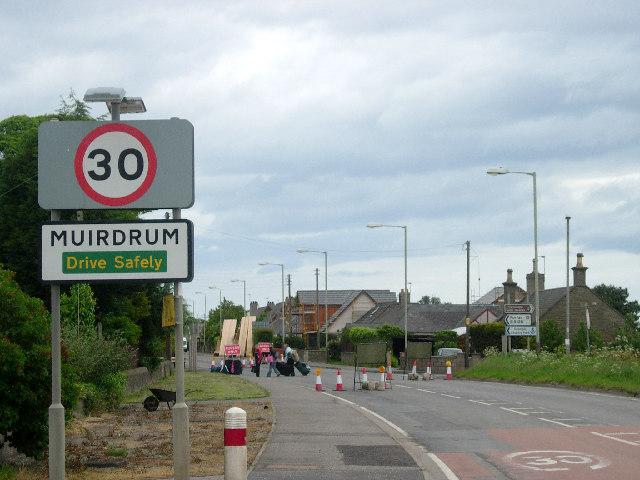 Muirdrum