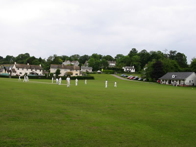 Llanvapley Sports field and village hall