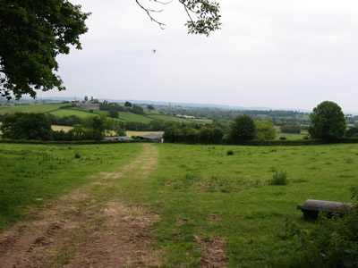 Perth-y-Pia farm, Llanvapley