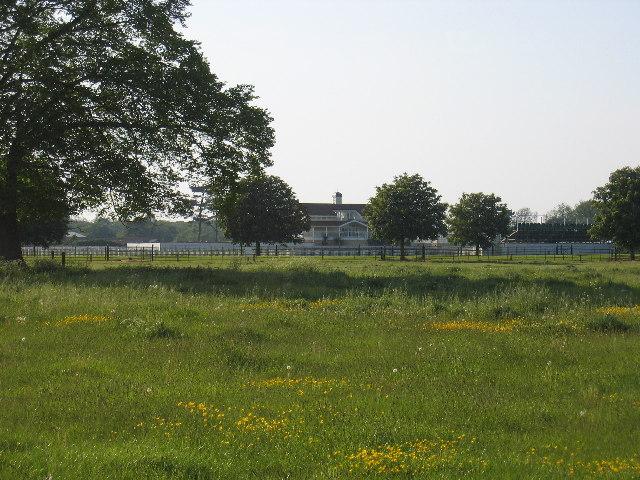Polo Grounds at Stoney Thorpe Hall