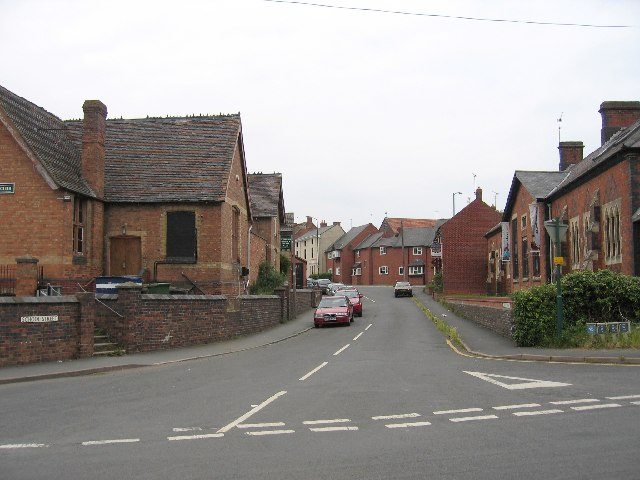 Southam - School Street
